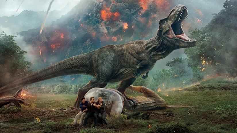 El Mundo Jurásico De Bayona Vs El Parque Jurásico De